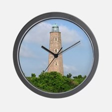 Cape Henry Lighthouse Wall Clock