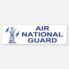 Air National Guard<BR> Bumper Sticker 2