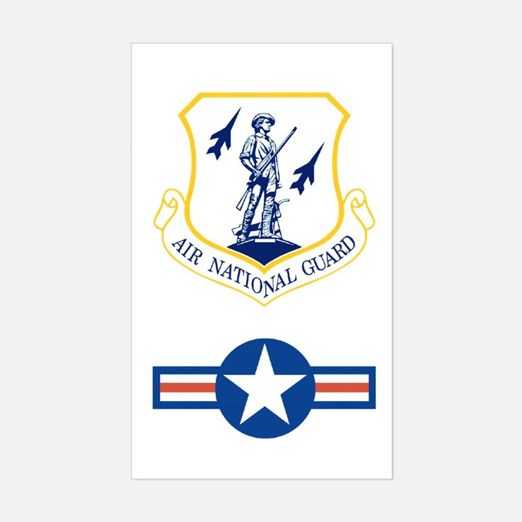Air National Guard<BR> Decal
