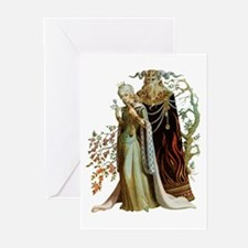 Beauty and the Beast Greeting Cards (Pk of 20)