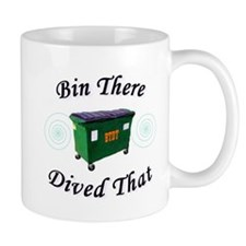 Bin There_Dived That! Mug