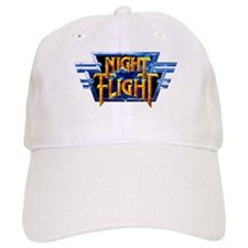 Night Flight Baseball Cap