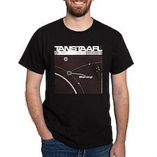 TANSTAAFL Mono Black T