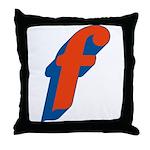 Candice 3D f Throw Pillow
