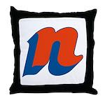 Candice 3D n Throw Pillow