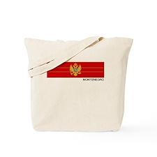 Funny Montenegro Tote Bag