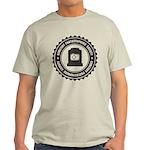 Cemetery Photo Soc Light T-Shirt