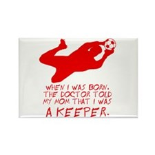 Keeper Rectangle Magnet (10 pack)