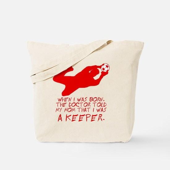 Keeper Tote Bag
