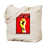 Texas Rock Fist Tote Bag