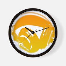 DJ Headphones Wall Clock