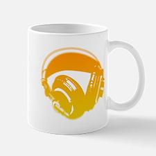 DJ Headphones Mug