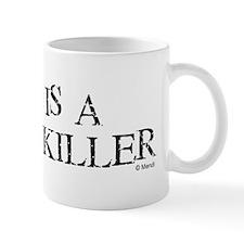 God is a Serial Killer Mug