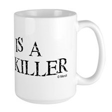 God is a Serial Killer Mug