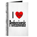 I Love Professionals Journal