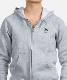Virginia Beach Gull Zip Hoodie