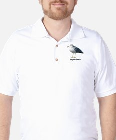 Virginia Beach Gull T-Shirt