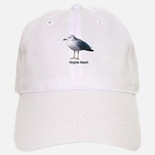 Virginia Beach Gull Baseball Baseball Cap