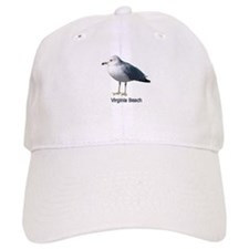 Virginia Beach Gull Baseball Cap