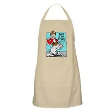 Lord of the Trout Merchandise BBQ Apron