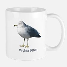 Virginia Beach Gull Mug