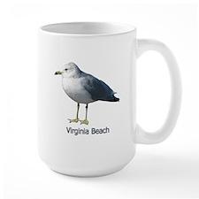 Virginia Beach Gull Mug