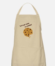 Funny Chocolate Chip Cookie BBQ Apron