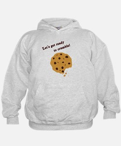 Funny Chocolate Chip Cookie Hoodie