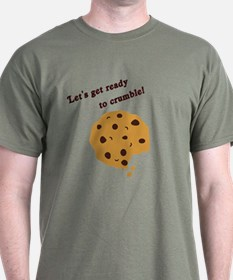 Funny Chocolate Chip Cookie T-Shirt