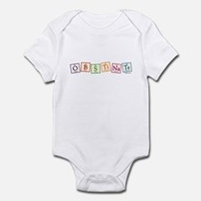 OBSTiNaTe Infant Bodysuit