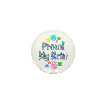 Big Sister Mini Button (100 pack)