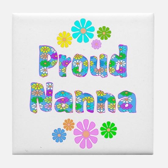 Nanna Tile Coaster