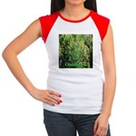 Get ECO Green Women's Cap Sleeve T-Shirt