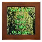 Get ECO Green Framed Tile