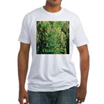 Get ECO Green Fitted T-Shirt