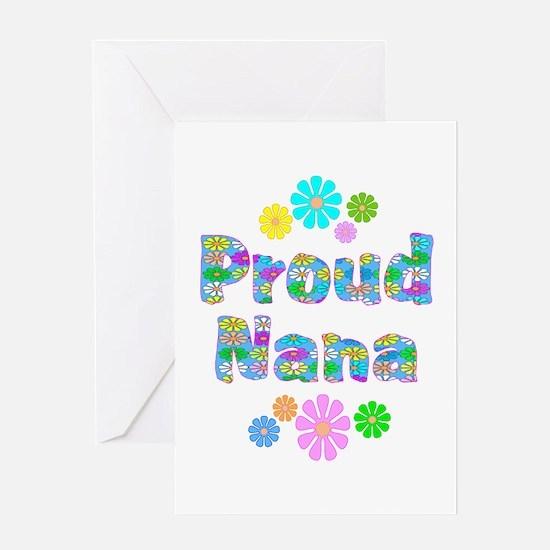 Nana Greeting Card