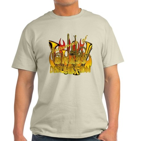 Instruments of Brass Destruct Light T-Shirt