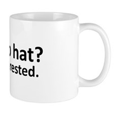 No Top Hat? Small Mug