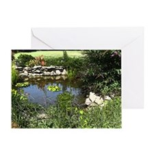 Koi Love Greeting Card