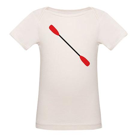 kayak paddle Organic Baby T-Shirt