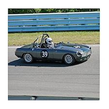 MG Racing #39 Tile Coaster