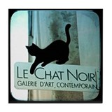 Chat noir Drink Coasters