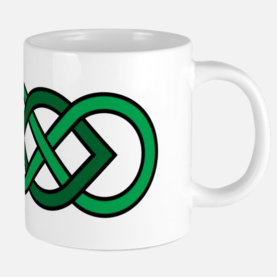 Celtic Knot 20 oz Ceramic Mega Mug