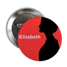 "iElizabeth 2.25"" Button"