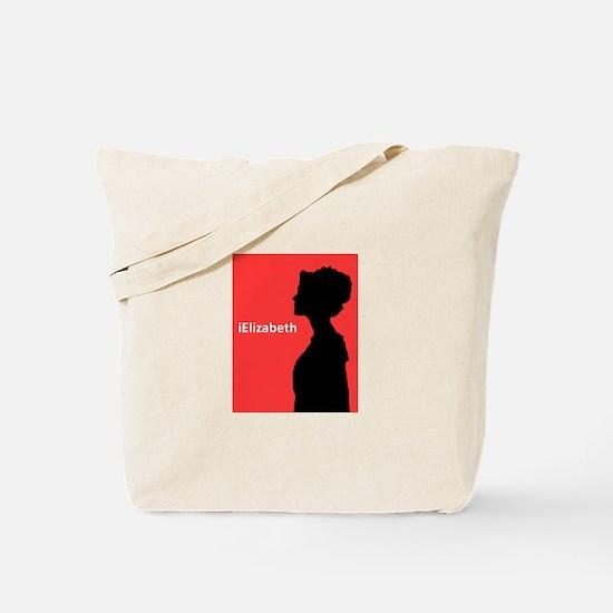 iElizabeth Tote Bag