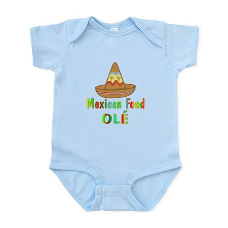 Mexican Infant Bodysuit