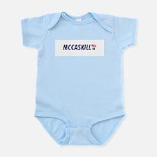 McCaskill 06 Infant Creeper