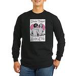 grandma of twins Long Sleeve Dark T-Shirt