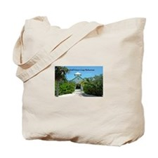 Half Moon Cay Tote Bag