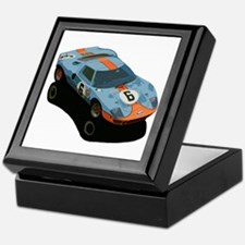 Cute Cars Keepsake Box